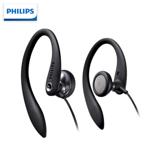 Original Philips SHS3305 Earphone headsets Ear Hanging Type Headphones Sports Support Samsung Huawei Xiaomi Smartphone