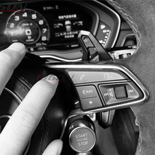 Replace Steering Wheel Paddle Shifter Extension For Audi TT TTS TTRS R8 2012-2020 Car
