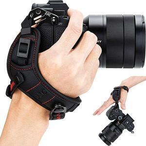 Image 1 - Ajustável Quick Release Mão Alça De Pulso para Fuji Fujifilm XH1 XPRO2 XPro1 XT3 XT2 XT30 XT20 XE3 GFX 50R X100V XT4 XT20 GFX 50S