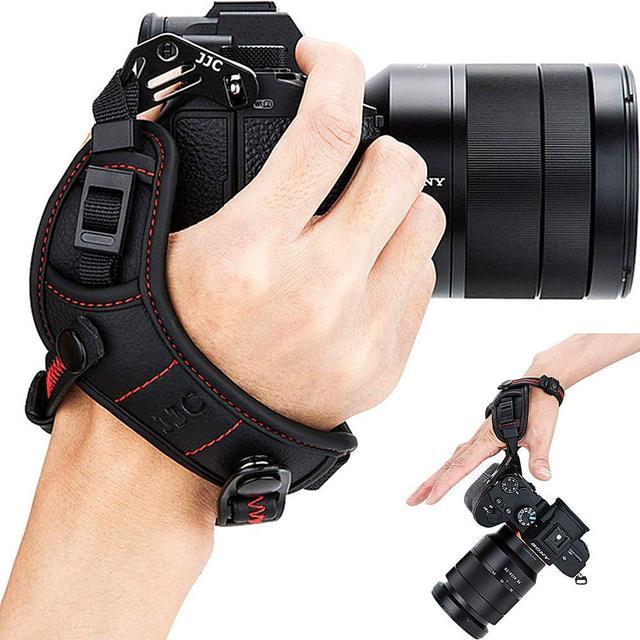 Ajustável Quick Release Mão Alça De Pulso para Fuji Fujifilm XH1 XPRO2 XPro1 XT3 XT2 XT30 XT20 XE3 GFX 50R X100V XT4 XT20 GFX 50S