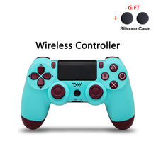 Wireless Bluetooth Gamepad for Sony PS4 PS3 Controller Joystick Dualshock 4 Console For Mando PlayStation 4/3