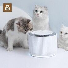 Youpin חכם חתול מחמד מים מטהר 1.88L 5 שכבה מסנן 360 תואר פתוח שתיית מגש בעלי החיים מזרקת שתייה