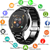 LIGE 2020 Smart Watch Men Heart Rate Blood Pressure Information Reminder Sport Waterproof Smartwatch smart band for Android iOS review