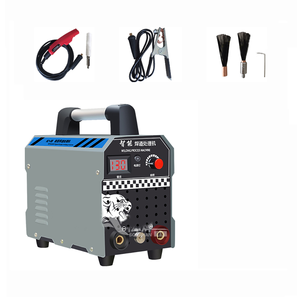 Machine de polissage électrolytique de Machine de nettoyage de soudure par points de soudure à l'arc d'argon de processeur de perle de soudure de l'acier inoxydable 220V Y