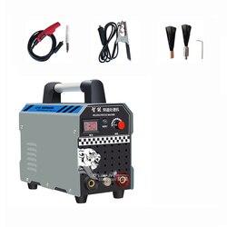 Procesador de cuentas de soldadura de acero inoxidable de 220 V, arco de argón, soldadura por puntos, máquina de limpieza, pulidora electrolítica Y