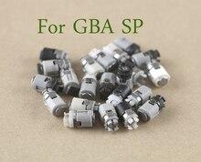10 יח\חבילה החלפת מסתובב פיר ציר ציר ציר עבור GBA SP ציר תיקון חלק עבור Gameboy עבור Gameboy Advance SP