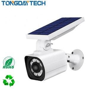 Image 1 - Luces farola Solar Led con Sensor de movimiento PIR para exteriores, impermeables, Ip66, control preventivo, antirrobo, Lámparas de jardín Solar, novedad
