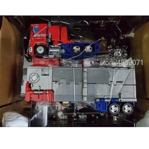 Image 5 - TKR jouets figurines daction Version JPN, sans alliage, camion léger silencieux, génération, sélectionne la Transformation du commandant Star OP