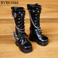 bybrana bjd Doll fashion cute shoes accessories baby toy accessories