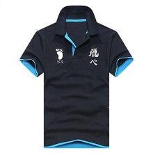 Koszulka Polo mężczyźni wysokiej jakości mężczyźni bawełna krótki rękaw letnia koszula marki koszulki Polo Homme Lncrease rozmiar mężczyźni odzież