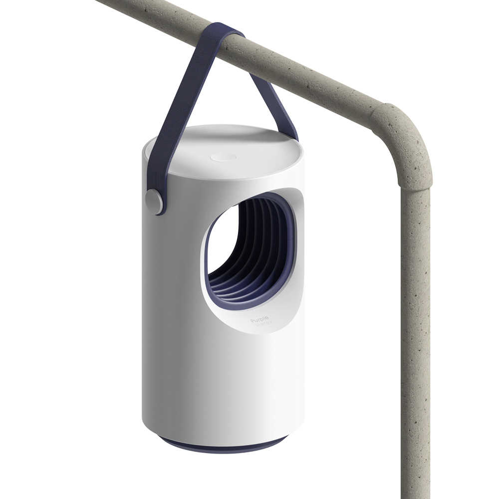 Oryginalny Xiaomi inteligentny dom komary automatyczny fotokatalizator Mosquito Killer Low Mute niebieski Mosquito Mosquito lampa