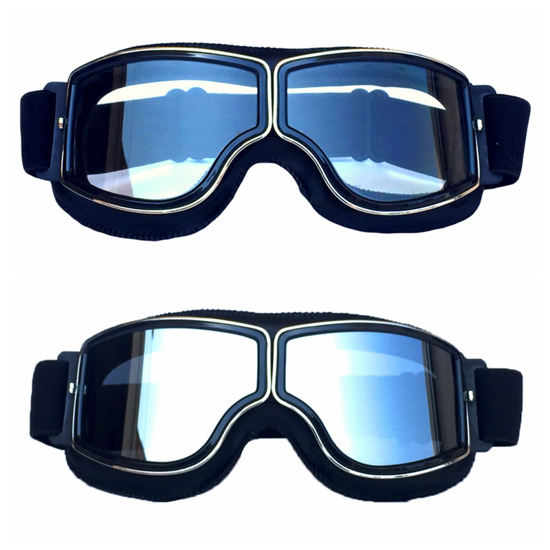 Outdoor Sports Equipment Helmet Goggles Ski Snowmobile Glasses Universal Motorcycle Ski Goggles Scooter Glasses