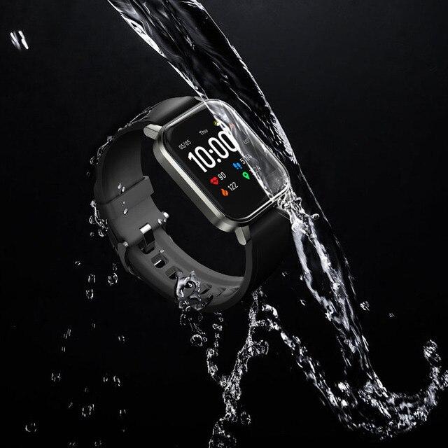 Haylou Solar Mini Haylou LS02 Smart Watch,IP68 Waterproof ,12 Sport Models,Bluetooth 5.0 Sport Heart Rate Monito,English Version 3