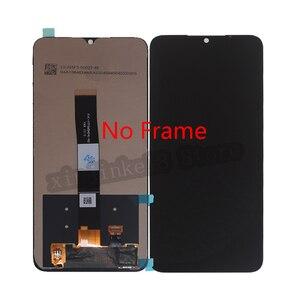 """Image 2 - 6.53 """"xiaomi redmiのためのオリジナル新9A lcdディスプレイ画面のタッチスクリーンデジタイザの交換修理部品redmi 9C画面"""