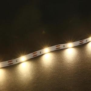 Image 3 - Ledストリップライトsmd 5050 柔軟な光usb/バッテリー 1 メートル 2 メートル 30 ledストリップデスクトップの装飾画面テレビ背景照明D40
