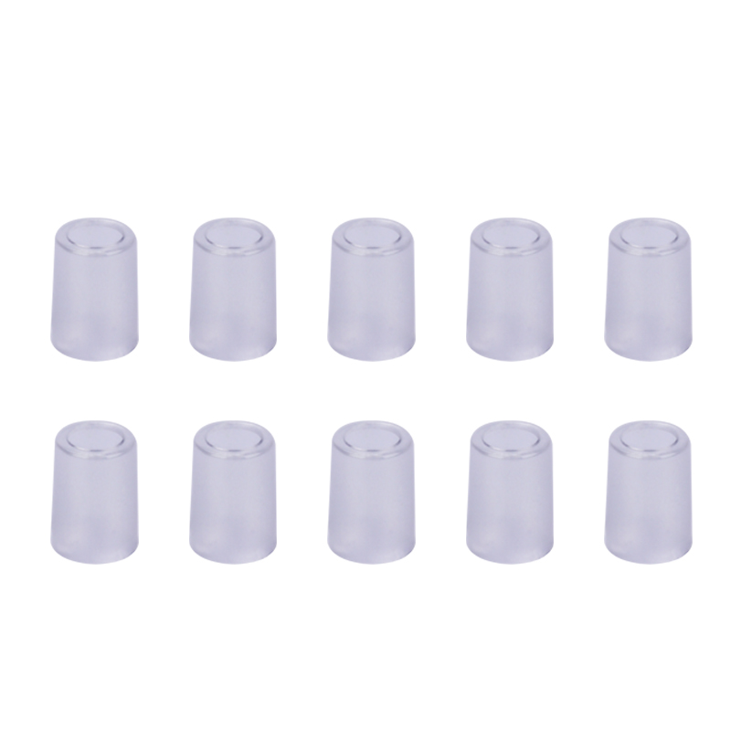 10pcs/lot Mouthpieces For AT6000 Breath Alcohol Tester Breathalyzer Digital Breathalyzer's Blowing Nozzles Mouthpieces