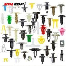 200 piezas hebilla mezcladora tornillo de expansión de uñas accesorios de Auto accesorios decoración del hogar tablero colgante de reparación modificada