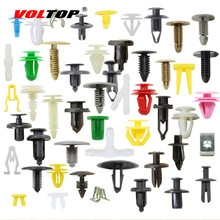 200pcs Mixing Buckle Nail Expansion Screw Car Accessories Auto Accessorie Home Decoration Dashboard Pendant Modified Repair