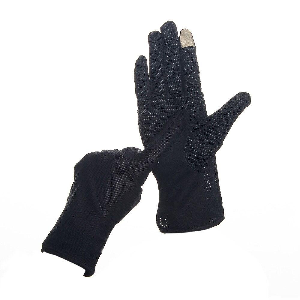 Luva de Golfe da Mão Luvas de Golfe dos Homens de Cor Pcs dos Homens Esquerda Direita Micro Fibra Macia Respirável Preta 1 Mão