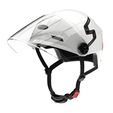 Smart4u cycling helmet Bluetooth Smart Motorcycle Removable Mask 100h standby bike Reflective Safe Riding