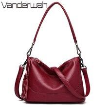 Sac ein Haupt Casual Damen Hand Taschen Weiche Echt Leder Quaste Schulter Taschen Für Frauen Bolsas Luxury Handtaschen Frauen Taschen designer