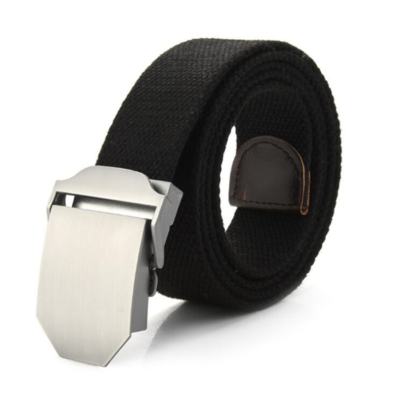 Nouvelle ceinture masculine de haute qualité Captain America boucle automatique ceinture pour hommes Style décontracté ceinture tactique pour jean hommes ceintures de luxe