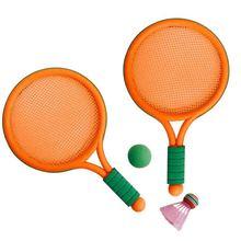Детская теннисная ракетка для бадминтона родитель-ребенок интерактивные спортивные игры на открытом воздухе игрушки