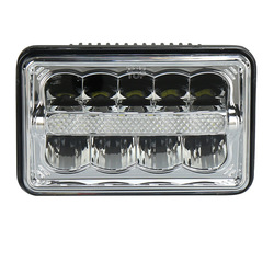 Manufacturers selling 4 x6 truck side lamp 5 jeep modified lights and light wrangler Led car light