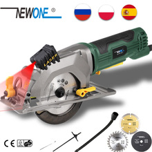 Circular-Saw Power-Tool Cut Wood Laser NEWONE Multifunctional Electric Mini with