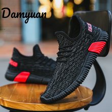 Damyuan 2019 New Fashion Fish Scale Men Shoes Women Casual Autumn Mens Designer Sneakers Loafers Red