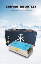 Воздушный компрессор TXET061 4500psi 300bar PCP, насос высокого давления, компрессор для пневматического пистолета, насоса для подводной винтовки 12 В/...