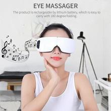 Eye Massager Smart Mask Hot Protector Music Personal Care Wireless Charging