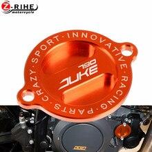Аксессуары для мотоциклов, ЧПУ, алюминиевый сплав, крышка фильтра двигателя, крышка, резервуар для жидкости, масляный стакан для KTM 790 duke DUKE790 790DUKE