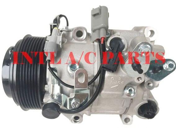 8832048220 RX350 Sienna Highlander New A//C Compressor and Clutch CO 29042C