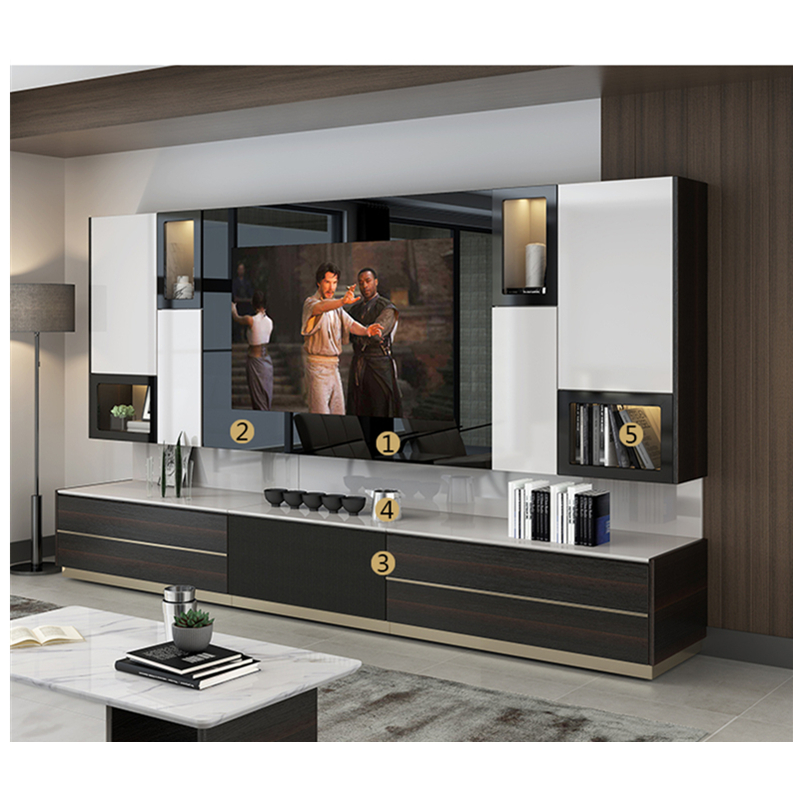 Tv Stand Living Room Furniture Modern Tv Table Entertainment Center Monitor Stand Flat Screen Tv Cabinet Tv Stands Aliexpress