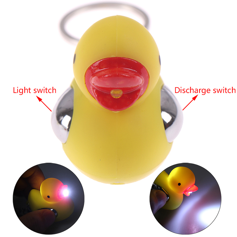 Shock Stick Shocking Electric Gag Duck Joke Prank Trick Toy Novelty Funny Toys For Baby Kids Children
