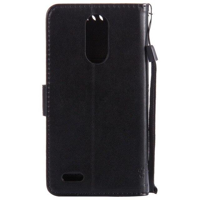 Housse de protection pour Archos 55 Cobalt Plus haute qualité portefeuille Flip cuir housse de protection pour téléphone sac coque mobile