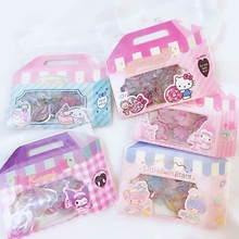Cute cartoon My Melody Pudding Dog hand account sticker pack