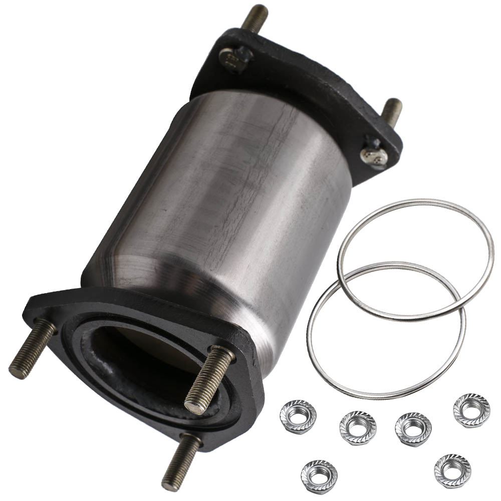 Ridgeline Odyssey Honda Pilot Acura MDX Main Catalytic Converter Direct Fit OBDII with Gaskets Included Xotic Exhaust TL Accord