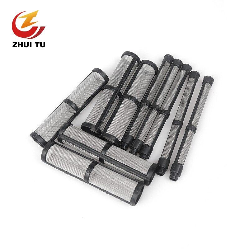ZHUI TU High Quality Airless Spray Gun Filter 60 Mesh Airless Spray Pump Filter Grid Suitable For Graco 390/395/490/495 Sprayer