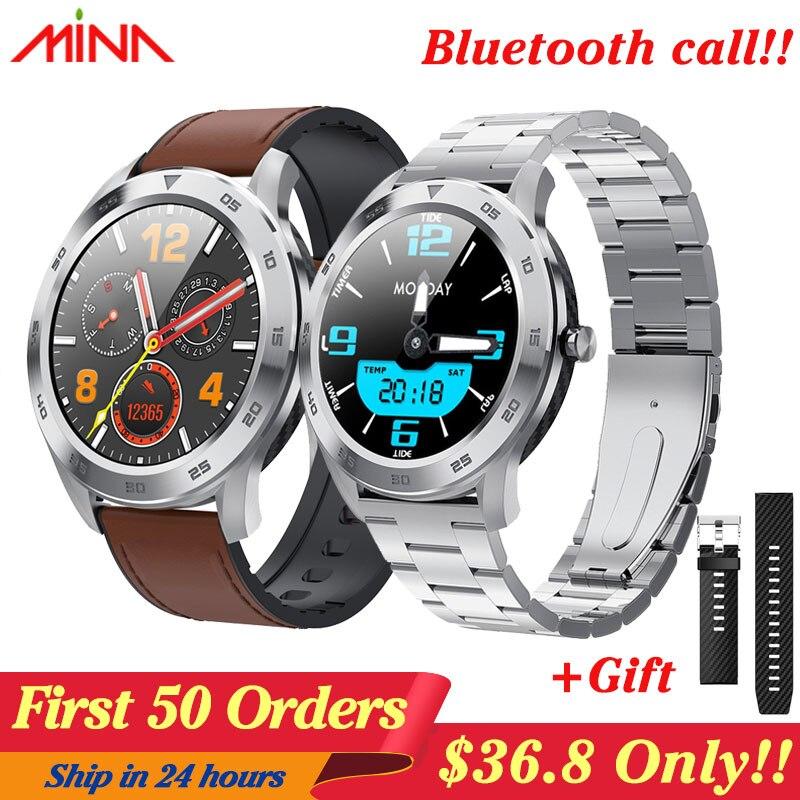 DT98 Smart Watch Waterproof Women Men Smartwatch KSR909 Round Heart Rate Pedometer Call Message Reminder Smart Activity Tracker|Smart Watches| |  - AliExpress