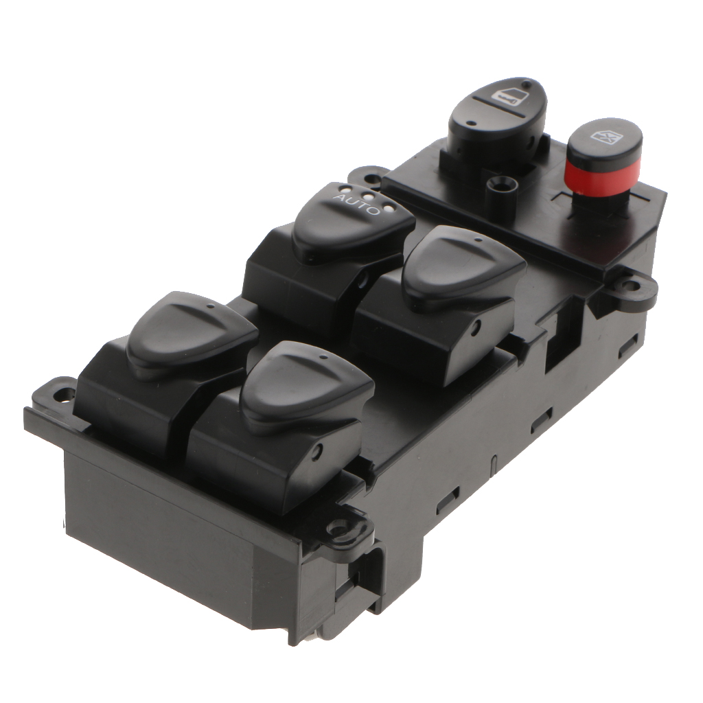 Car <font><b>Door</b></font> Window Lifter Switch OEM 35750-SNV-H51 Repair Parts For Honda <font><b>Civic</b></font> <font><b>2006</b></font> 2007 2008 2009 2010 image