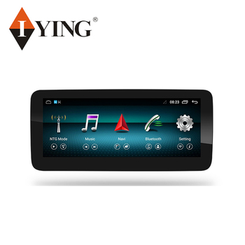 IYING Android 9 Car Radio multimedia player for Benz CLA Class W117 NTG4.5 W118 NTG5.0 2013 2014 2015 2016 2017 2018 auto radio image