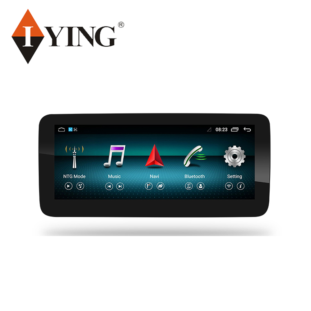 IYING <font><b>Android</b></font> 9 Car Radio multimedia player for Benz C Class <font><b>W204</b></font> 2008 2009 2010 NTG4.0 2011 2012 2013 2014 NTG4.5 <font><b>Autoradio</b></font> image