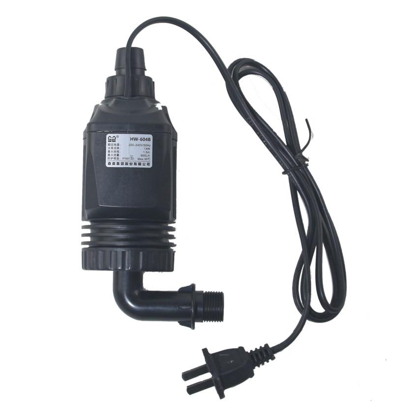 SUNSUN Aquarium Filter HW604B / EW604B Spare Water Pump 14W Can Also Be Used For Retrofitting HW602B / HW603B / LW602B / LW603B