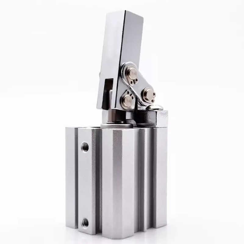 Пневматический зажимной цилиндр ALC25 ALC32 ALC40 ALC50 ALC63 JGL25 JGL32 JGL40 JGL50 JGL63