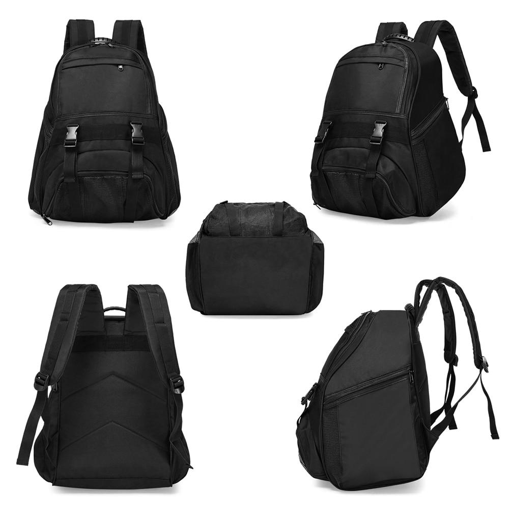 36L Soccer Bag Women Men Sports Backpack for Basketball Volleyball Football For Teenager Boys Soccer Ball Pack Laptop Gym Bag