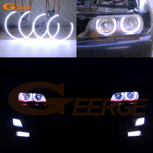 For Toyota Chaser JZX100 1996 1997 1998 1999 2000 2001 Excellent Day Light Ultra bright COB led angel eyes kit halo rings
