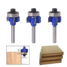 Trimmer Woodworking-Tool-Accessories Milling-Cutter Shank-Router-Bit 4 6mm Teeth-Edge