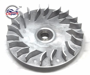Image 1 - Variator Fan for HS500 HS700 Hisun 500 700 500CC 700CC ATV QUAD CVT Primary Driver Clutch